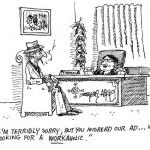 Cartoon of the Week for November 08, 1995