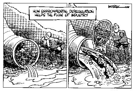Funny death sex work  cartoon, February 28, 1996