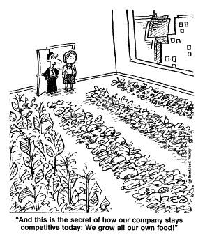 Funny food brad veley  cartoon, June 19, 1996