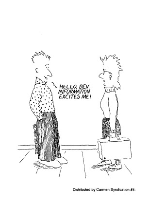 Funny teacher john grimes  cartoon, November 27, 1996