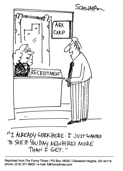 Funny work Harley Schwadron  cartoon, September 03, 1997
