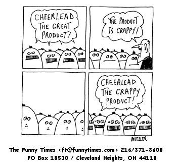 Funny mueller PS product  cartoon, December 03, 1997
