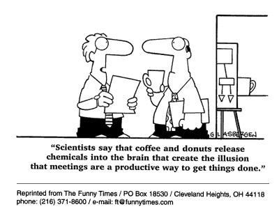 Funny science sex work  cartoon, April 08, 1998