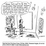 Cartoon of the Week for August 26, 1998