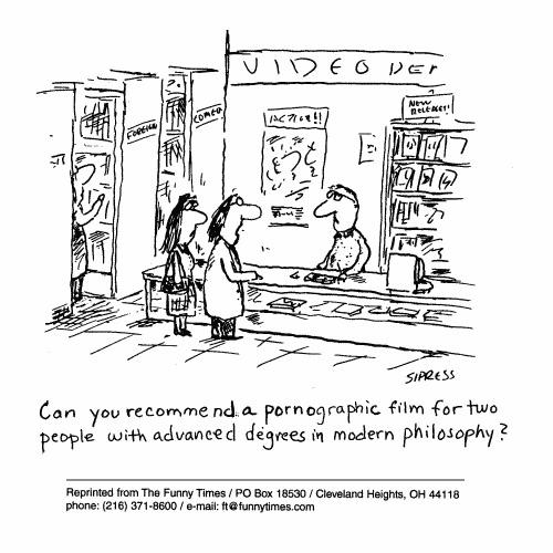 Funny Sipress education store  cartoon, February 09, 2000