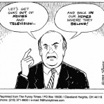 Cartoon of the Week for February 23, 2000