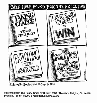 Funny area motivation clay cartoon, September 13, 2000