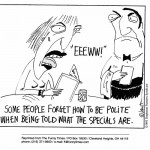 Cartoon of the Week for March 21, 2001
