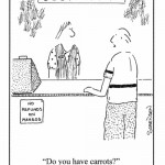 Cartoon of the Week for May 23, 2001