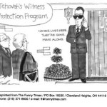 Cartoon of the Week for August 08, 2001