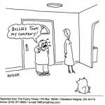 Cartoon of the Week for November 07, 2001