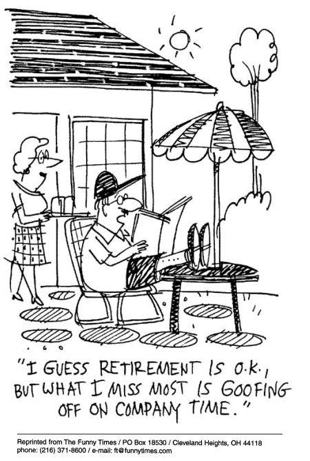 Funny head bean aging  cartoon, August 28, 2002
