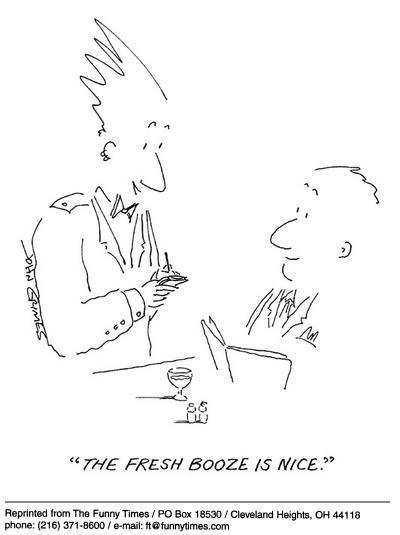 Funny john grimes mom  cartoon, October 16, 2002