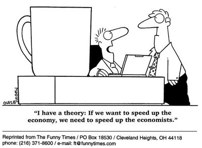 Funny Glasbergen coffee speed  cartoon, November 13, 2002