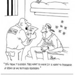 Cartoon of the Week for July 23, 2003