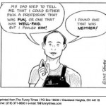 Cartoon of the Week for October 29, 2003