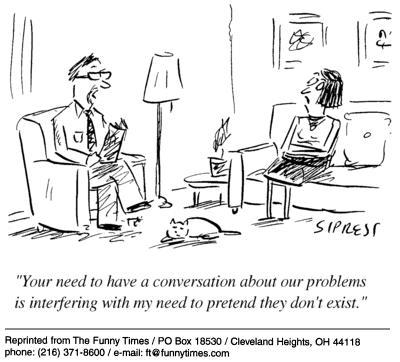Funny parents David Sipress  cartoon, May 12, 2004