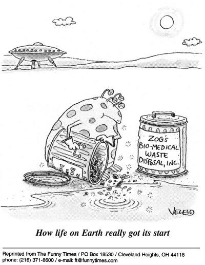 Funny life crisis brad cartoon, June 01, 2005