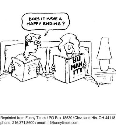 Funny happy kopf bed cartoon, August 02, 2006