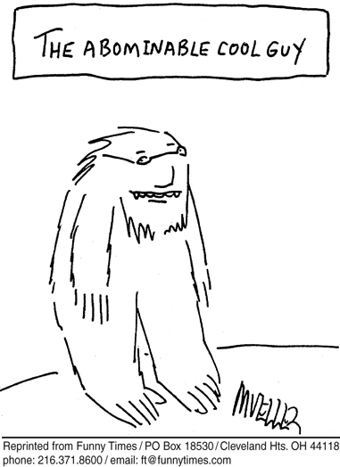 Funny mueller PS cool  cartoon, October 11, 2006
