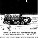 Cartoon of the Week for November 01, 2006