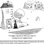 Cartoon of the Week for August 15, 2007