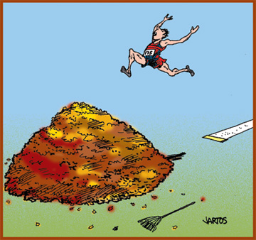 current cartoon