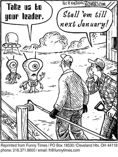 Funny dan piraro sex  cartoon, July 09, 2008
