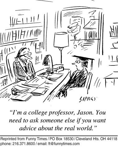 Funny student Sipress school  cartoon, August 06, 2008