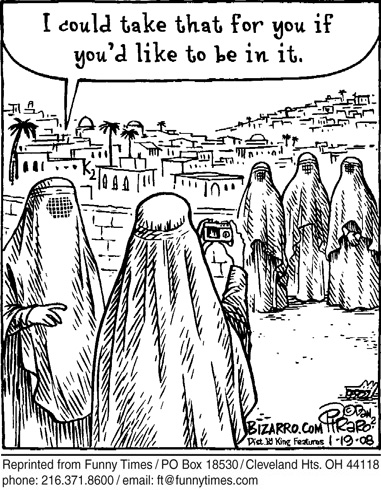 Funny dan piraro photo cartoon, October 08, 2008