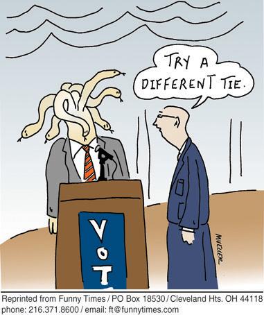 Funny politics mueller teacher  cartoon, January 07, 2009