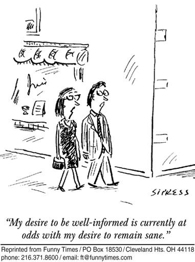 Funny Mark Sipress news  cartoon, January 28, 2009