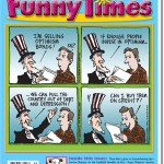 Funny Times April 2009 Issue