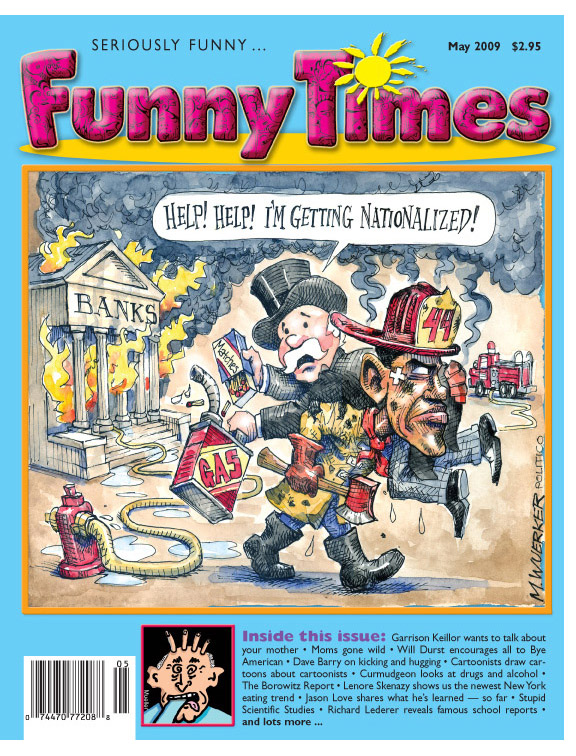 Funny Times – a real mother