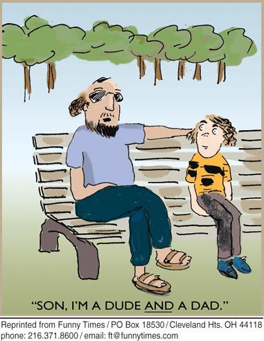 Funny kids parents children cartoon, August 26, 2009