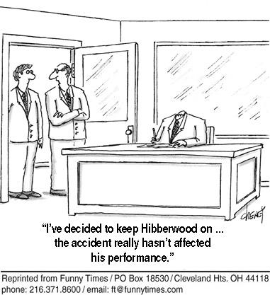 Funny cheney work kopf  cartoon, October 21, 2009
