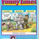 Funny Times October 2009 Issue