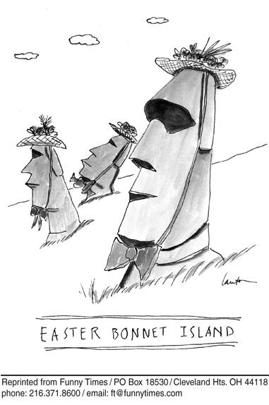 Funny holiday employee lawton  cartoon, December 30, 2009