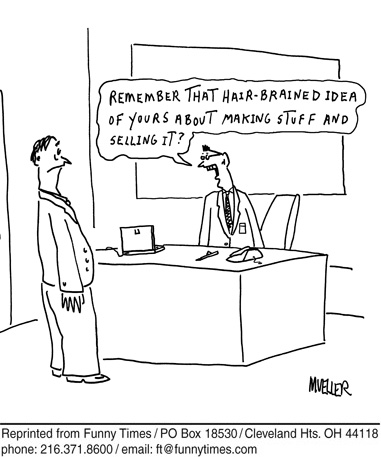 Funny record work school cartoon, September 08, 2010