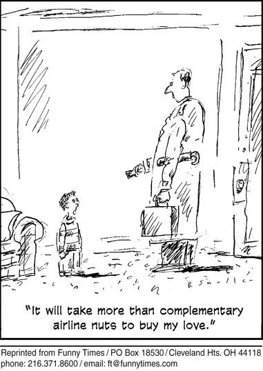 Funny food politics love  cartoon, September 15, 2010