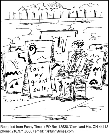 Funny sale art government  cartoon, December 15, 2010