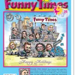 Funny Times December 2010 Issue