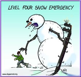 Draudt - Snow Emergency