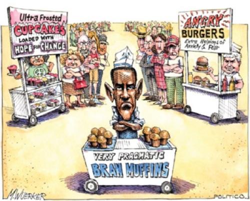 Funny wuerker politics republicans cartoon, February 02, 2011