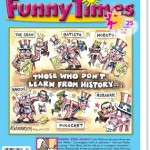 Funny Times April 2011 Issue