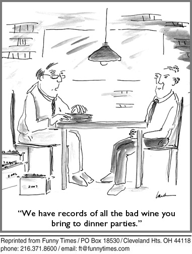 Funny government taxes records cartoon, June 29, 2011