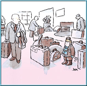 Jonik - Baggage Claim
