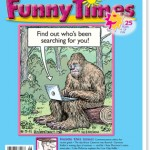 Funny Times August 2011 Issue