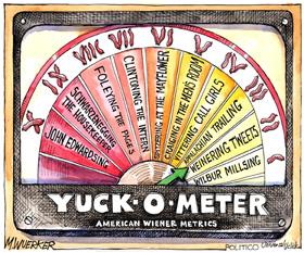 Wuerker - Yuck-O-Meter