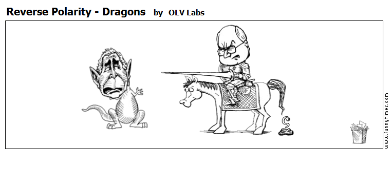 Reverse Polarity - Dragons by OLV Labs